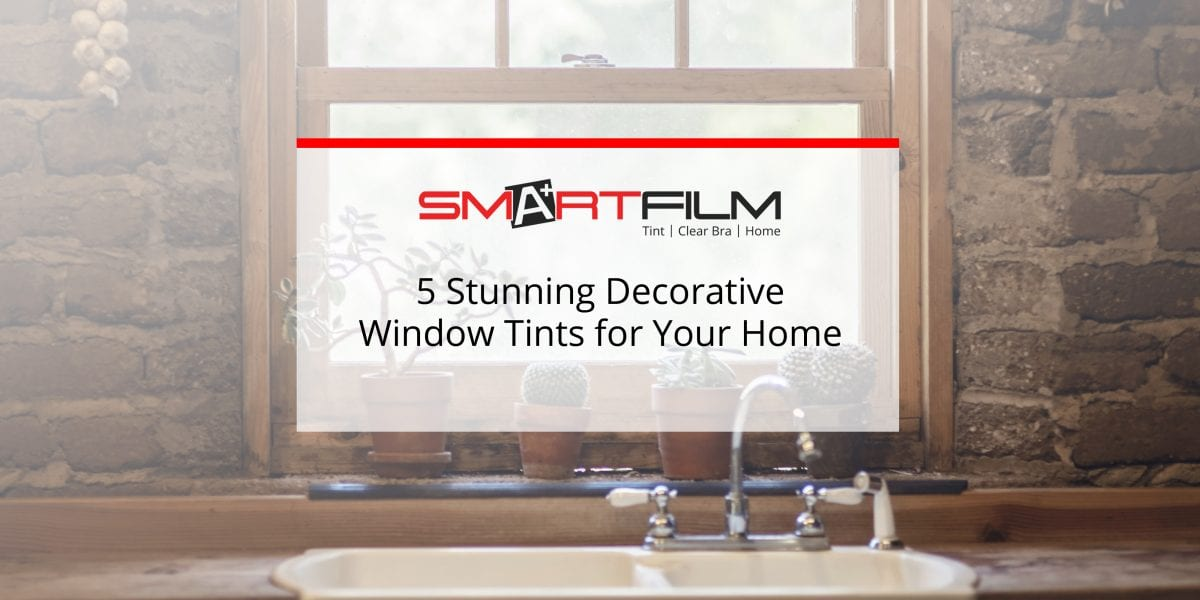 decorative films for home
