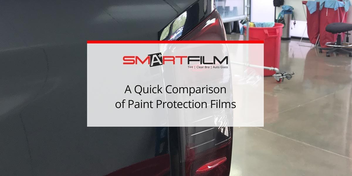 the best paint protection film