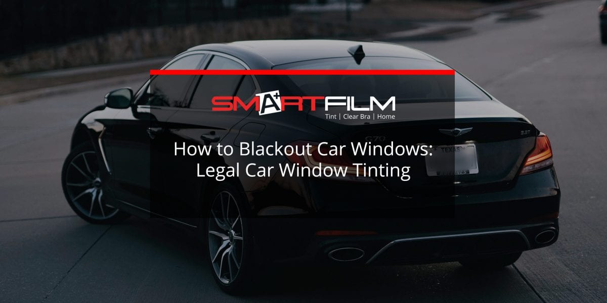 how to blackout car windows
