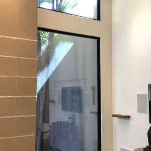 Security Film for commercial AZ Window