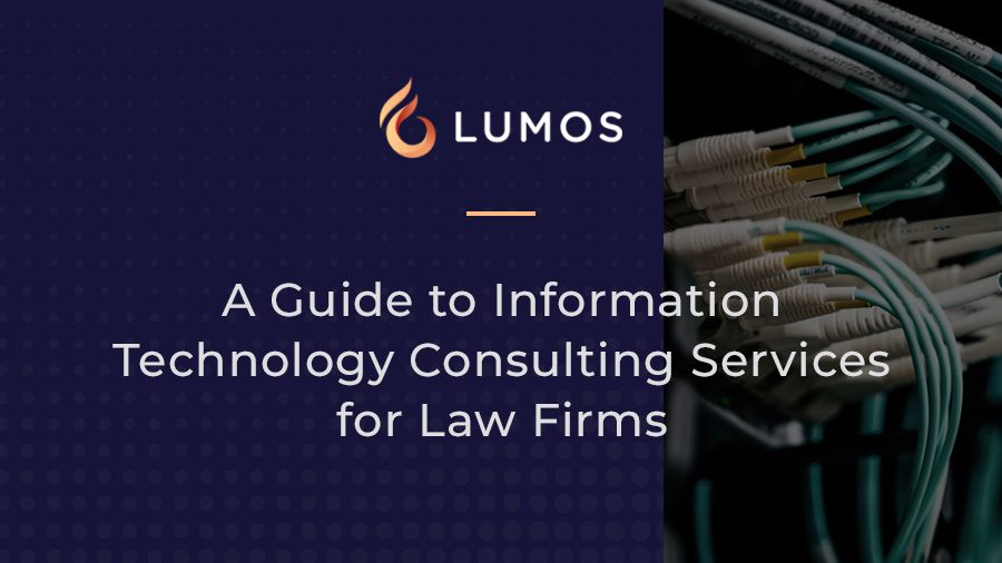 information technology consulting services for law firm