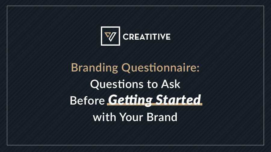 brand identity questionnaire