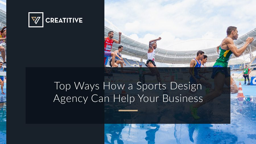 top sports design agency for your business