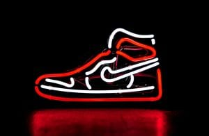 nike and it's iconic logo